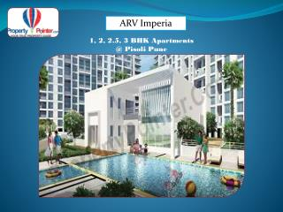 ARV Imperia by ARV Group in Pisoli Pune - 8888292222