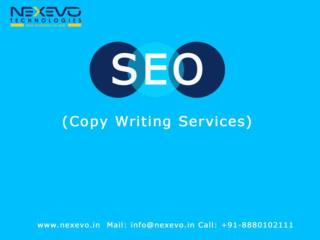 SEO Copywriting in Bangalore