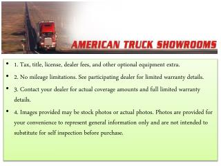 American Truck Showrooms reviews