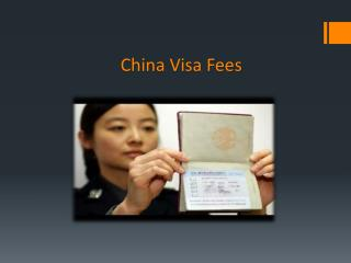 Chinese Tourist Visa Application Process for First Time