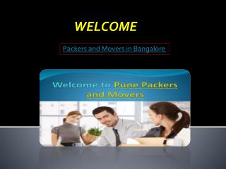 Movers5th Free quotes from only pre-screened packers and movers of Bangalore