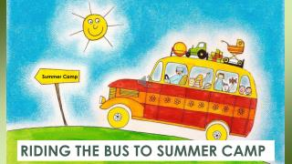 Riding The Bus To Summer Camp