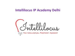 Is there any institute in Delhi that offers IP training programs?