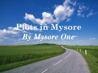 Plots in Mysore