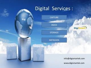 Digitization Services