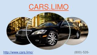 Cars.limo-a reliable car service!