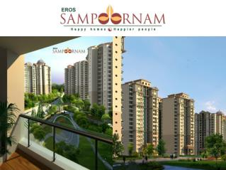 Eros Sampoornam Residential Apartments In Noida Extension