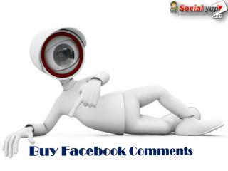 The Most Reliable Place to Buy Facebook Comments
