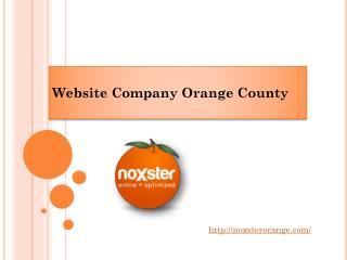 Website Company Orange County