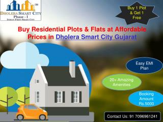 Buy Plots in Dholera Smart City Gujarat