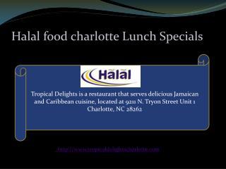 jamaican halal restaurant in charlotte