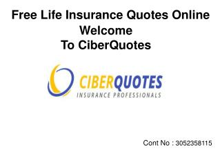 Choose the best Life Insurance that is suitable to you