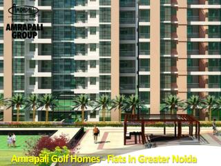 Golf Homes - Buy Flats in Greater Noida