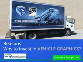 Vehicle Graphics - Why You Should Consider?
