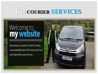 Reliable Courier Services Preston