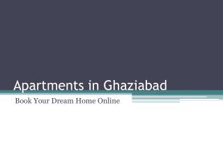 Apartments in Ghaziabad