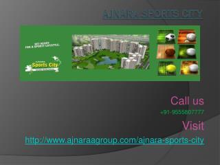 Ajnara sports City Glorious Society