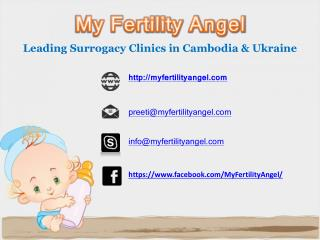 My Fertility Angel - Leading surrogacy and IVF Clinic