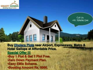 Buy Dholera Plots at Affordable Price