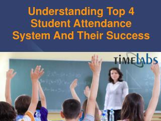 Student attendance system software