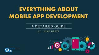 Awesome guide to mobile app development