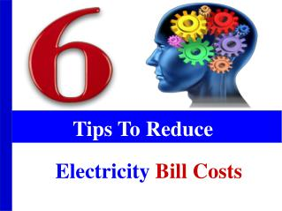 6 Tips To Save Electricity Bills