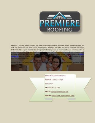 Find Roof Specialist in Atlanta, GA