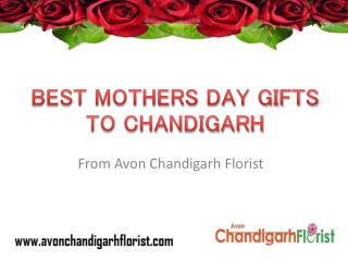 Send Best Mother's Day Gifts To Chandigarh