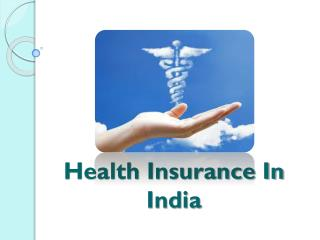 Types of Health Insurance Policies in India