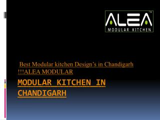 best modular kitchen in chandigarh, Modular kitchen designs in chandigarh