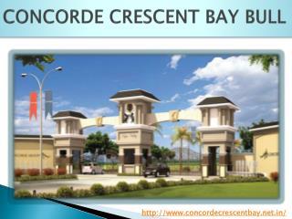Concorde Crescent Bay, Bull Temple Road, Basavanagudi, Bangalore