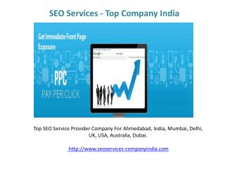 SEO Services Top Company India