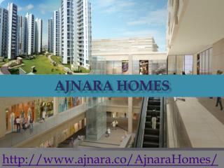Ajnara Homes Apartments And Luxury Flats