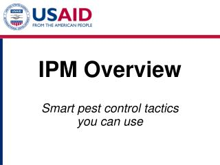 IPM Overview