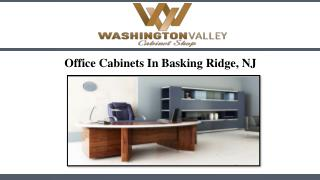 Office Cabinets In Basking Ridge, NJ