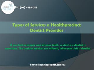 Stay at Ease with Best Dentist in Townsville