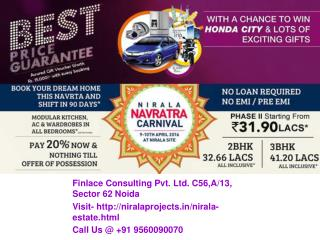 Nirala Estate Noida Extension Call@ 9560090070