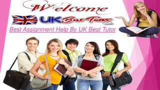 Thesis Writing Services With UK Best Tutor
