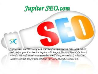 Best SEO services company in South Florida