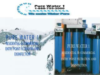 Why choose water softening system?