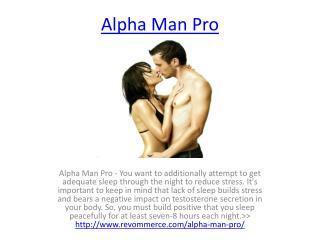 http://www.revommerce.com/alpha-man-pro/
