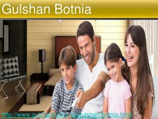Gulshan Botnia Noida Expressway @ 09650-127-127