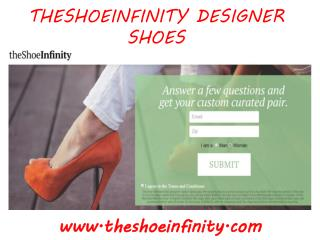 TheShoeInfinity Shoes
