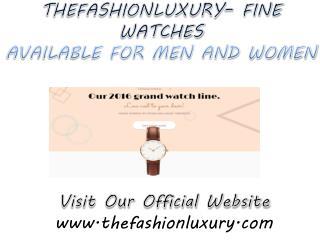 Thefashionluxury Watches