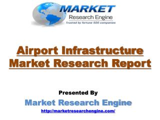 Airport Infrastructure Investment in India is set to Grow by 2020