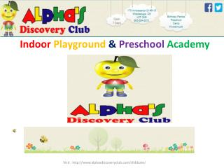 Alphasdiscovery Club Yoga For Kids in Mississauga