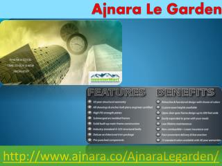 Ajnara Le Garden By Ajnara Group