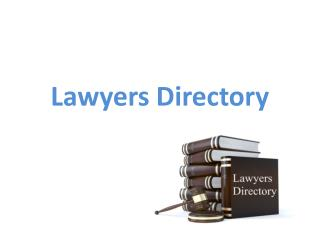 Lawyers Directory | lawyers database