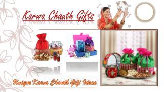 karva chauth gifts