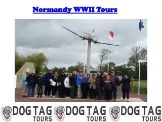 Normandy WWII Tours